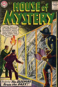 Cover Thumbnail for House of Mystery (DC, 1951 series) #92