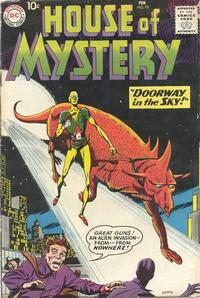 Cover for House of Mystery (1951 series) #95