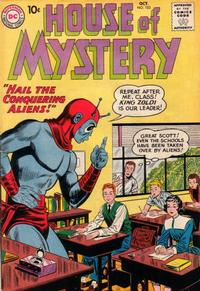 Cover Thumbnail for House of Mystery (DC, 1951 series) #103