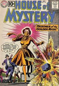 Cover Thumbnail for House of Mystery (DC, 1951 series) #115