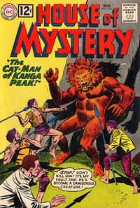 Cover Thumbnail for House of Mystery (DC, 1951 series) #120