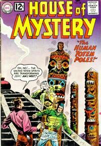 Cover Thumbnail for House of Mystery (DC, 1951 series) #126