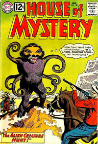 Cover Thumbnail for House of Mystery (DC, 1951 series) #130