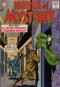 Cover for House of Mystery (1951 series) #134