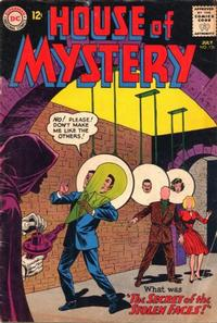 Cover Thumbnail for House of Mystery (DC, 1951 series) #136