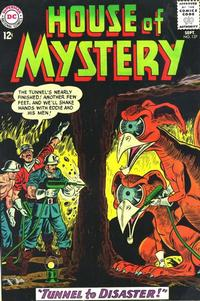 Cover for House of Mystery (DC, 1951 series) #137