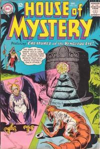 Cover Thumbnail for House of Mystery (DC, 1951 series) #139