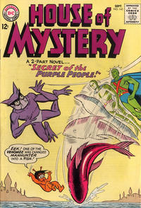 Cover Thumbnail for House of Mystery (DC, 1951 series) #145
