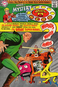 Cover Thumbnail for House of Mystery (DC, 1951 series) #165