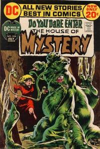 Cover Thumbnail for House of Mystery (DC, 1951 series) #204