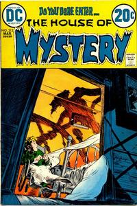 Cover Thumbnail for House of Mystery (DC, 1951 series) #212