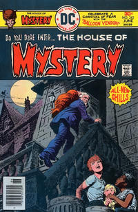 Cover Thumbnail for House of Mystery (DC, 1951 series) #242