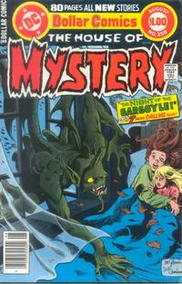 Cover for House of Mystery (1951 series) #259