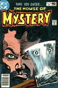 Cover Thumbnail for House of Mystery (DC, 1951 series) #276