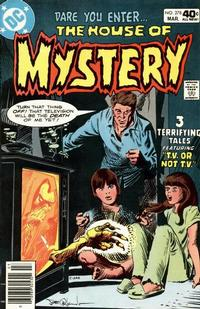 Cover Thumbnail for House of Mystery (DC, 1951 series) #278