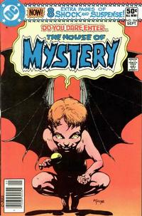 Cover for House of Mystery (1951 series) #284