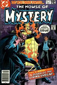 Cover Thumbnail for House of Mystery (DC, 1951 series) #291