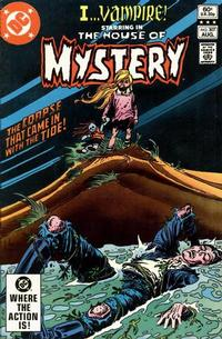 Cover Thumbnail for House of Mystery (DC, 1951 series) #307