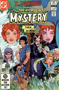 Cover Thumbnail for House of Mystery (DC, 1951 series) #309 [Direct]