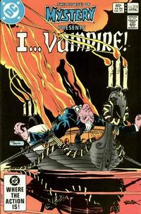 Cover Thumbnail for House of Mystery (DC, 1951 series) #315 [Direct-Sales]