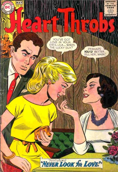 Cover for Heart Throbs (DC, 1957 series) #83