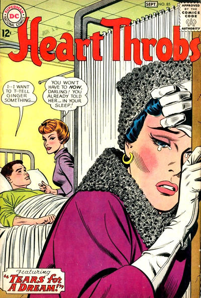 Cover for Heart Throbs (DC, 1957 series) #85
