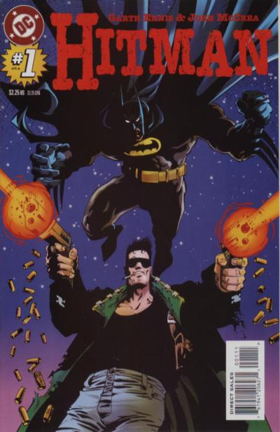 Cover for Hitman (1996 series) #1