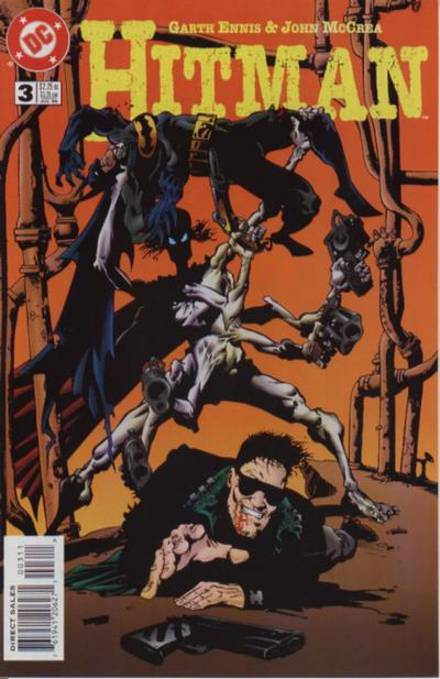 Cover for Hitman (DC, 1996 series) #3
