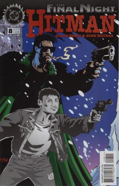 Cover for Hitman (DC, 1996 series) #8