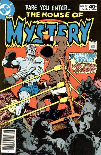 Cover for House of Mystery (DC, 1951 series) #281
