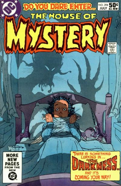 Cover for House of Mystery (DC, 1951 series) #294