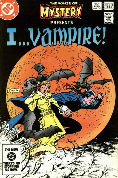 Cover for House of Mystery (DC, 1951 series) #318 [Direct-Sales]