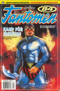 Cover Thumbnail for Fantomen (Semic, 1963 series) #10/1994
