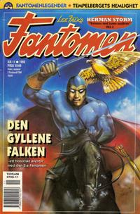 Cover Thumbnail for Fantomen (Semic, 1963 series) #11/1995