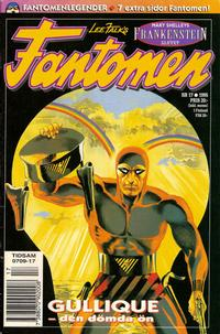Cover Thumbnail for Fantomen (Semic, 1963 series) #17/1995