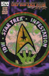 Cover for Star Trek: Infestation (IDW, 2011 series) #2 [Cover RI A]