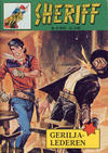 Cover for Sheriff (Se-Bladene, 1968 series) #6/1975