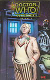 Cover for Doctor Who Classics TPB (IDW, 2008 series) #5