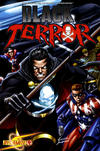 Cover for Black Terror (Dynamite Entertainment, 2008 series) #4 [Mike Lilly 1-in-12 Cover]
