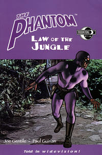 Cover Thumbnail for The Phantom: Law of the Jungle (Moonstone, 2006 series)