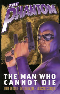 Cover Thumbnail for The Phantom: The Man Who Cannot Die (Moonstone, 2010 series) #[nn]