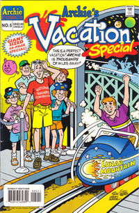 Cover Thumbnail for Archie's Vacation Special (Archie, 1994 series) #5