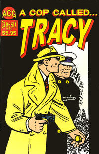 Cover Thumbnail for A Cop Called Tracy (Avalon Communications, 1998 series) #20