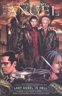 Cover Thumbnail for Angel Annual (IDW Publishing, 2009 series) #1 [Cover A]