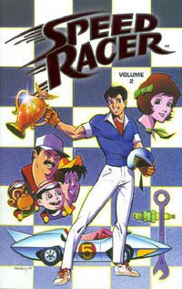 Cover Thumbnail for Speed Racer (IDW Publishing, 2008 series) #2