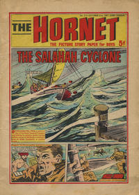 Cover Thumbnail for The Hornet (D.C. Thomson, 1963 series) #215