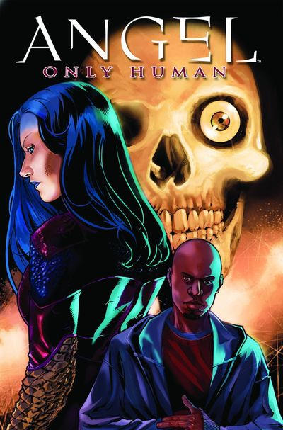 Cover for Angel: Only Human TPB (2010 series) #[nn]