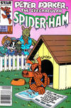 Cover Thumbnail for Peter Porker, the Spectacular Spider-Ham (1985 series) #10 [Newsstand Edition]