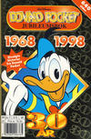 Donald Duck Tema pocket #Donald pocket jubileumsbok 1968-1998