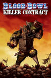 Cover for Blood Bowl: Killer Contract (Boom! Studios, 2008 series)